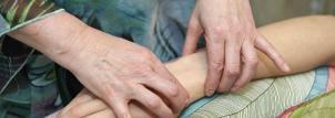 Soin douleur articulaire chronique